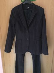 Damen Anzug von H&M 38 große große 1 mal getragen np 150Euro gebraucht kaufen  Dielheim