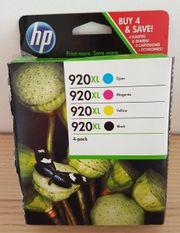 Druckerpatronen HP 920XL