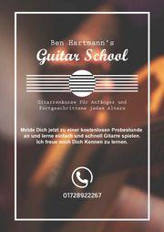 Gitarrenunterricht Lindenberg i.