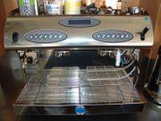 Carimali Espressomaschine Eta Beta 2-gruppig