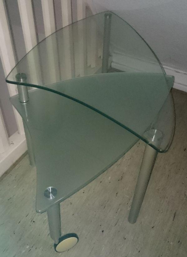 Moderner Verstellbarer Couchtisch Aus Glas In Landau Couchtische