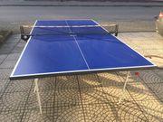Tischtennisplatte Alu Kettler MATCH PRO