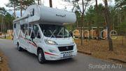 Wohnmobil Camper mieten