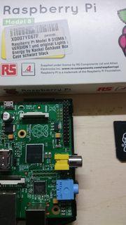 Raspberry Pi Modell