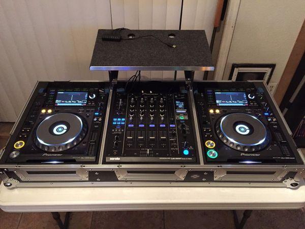 2) x Pioneer » DJ, Disco (Equipment)