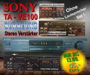 SONY SURROUND-VERSTÄRKER TA-VE100