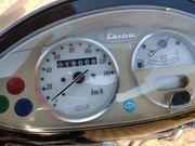 Motorrad ET4 125ccm Vespa TÜV