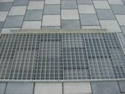 Fenstergitterrost 110x50x3