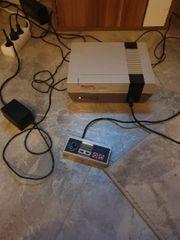 Nintendo Entertainment Systems European Version