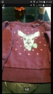 Bambi Disney Pulli gr 116