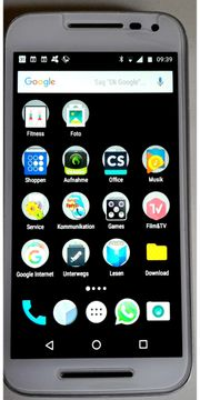 Smartphone Motorola Moto