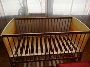 Geuther Schränke mit Babybett