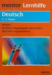 Mentor Lernhilfe Deutsch