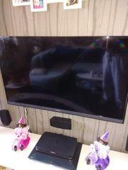 tausche Grundig Smart TV uhd