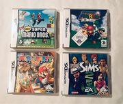 Nintendo DS Spiele-Set auch einzelner
