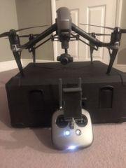 Drone DJI Inspire 2 Quadrocopter