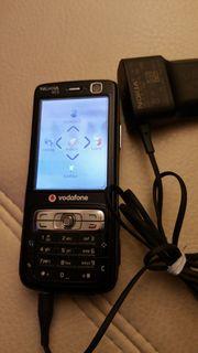 Verkaufe-Nokia N73-Farbe schwarz