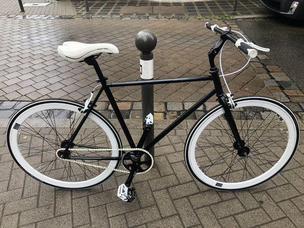 Singlespeed 28 Zoll Fahrrad, Herrenfahrrad gebraucht kaufen