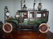 Uralt original Auto