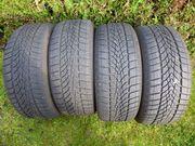 4 Winterreifen Dunlop