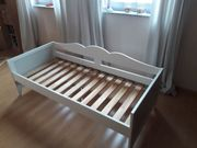 Ikea Kinderbett Hensvik weiss