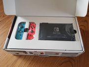 Nintendo Switch Neu!