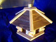 Vogelhaus aus Holz Futterhaus für