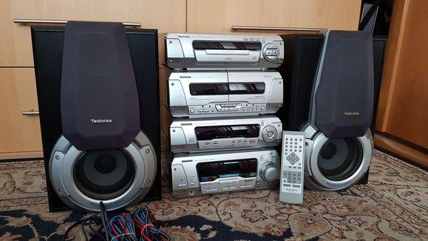 Technics Stereo Anlage / SA-EH560 - Nürnberg Maxfeld - Technics StereoAnlage / SA-EH560 / Dolby Surround----Ichbiete eine Streoanlage von Technics zum Verkauf an.DieAnlage ist vollfunktionstüchtig,...165 EUR - Verhandlungsbasis - Nürnberg Maxfeld