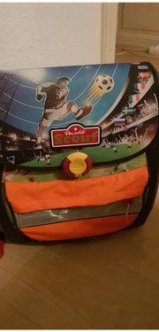 Scout Schulranzen Fussball