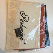Pashmina Schal Wollschal original verpackt -