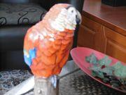Rosenthal Porzellan Papagei um 19oo
