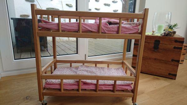 Puppenbett Etagenbett Holz : Etagenbett holz best moderne massivholz kinderbett
