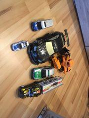 Spielzeugautos-Set