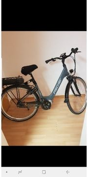 E Bike City von Fischer