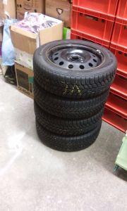 4x Winter Reifen