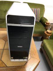 PC Targa mit diversen Komponenten