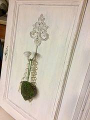 Shabby Tür mit tollen Aufhängehaken