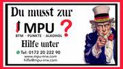 MPU , Vorbereitung , Training ,
