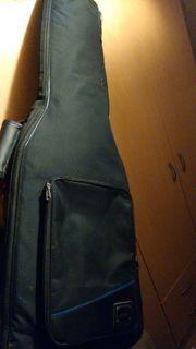 Tasche für E-Gitarre gewa schwarz