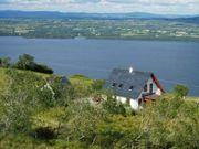 Nordwestirland: Baubiologisches Holzhaus