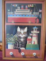 Katzenbild von Thaddeus Krumeich