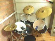 Schlagzeug gebraucht RED Rock