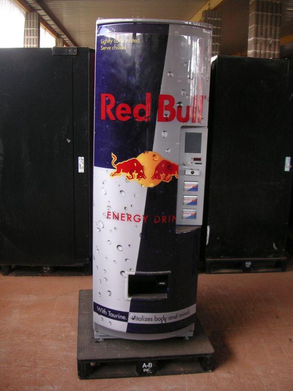 Getränkeautomat,Colaautomat- Red Bull in Kaiserslautern - Essen und ...