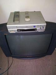 Panasonic TV und LG Videorecorder