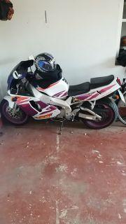 motorrad yamaha yzf750