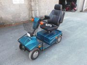 Mini Crosser Elektromobil NEUE Batterien