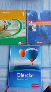 Schulbücher 6. Klasse