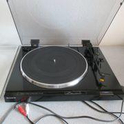 Sony Stereo Plattenspieler