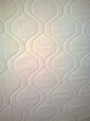 Matratze und Lattenrost