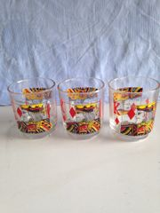 Vintage Whisky Gläser